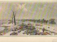 """""""17 лютого 1944 року в районі Корсуня"""". Автор: Кривоногов Петро Олександрович"""