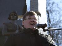 Розенко на відкритті пам'ятника О. Телізі